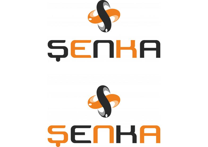 ŞENKA BİLİŞİM LOGOSUNU ARIYOR yarışmasına tasarımcı Selçuk Kutval tarafından sunulan  tasarım