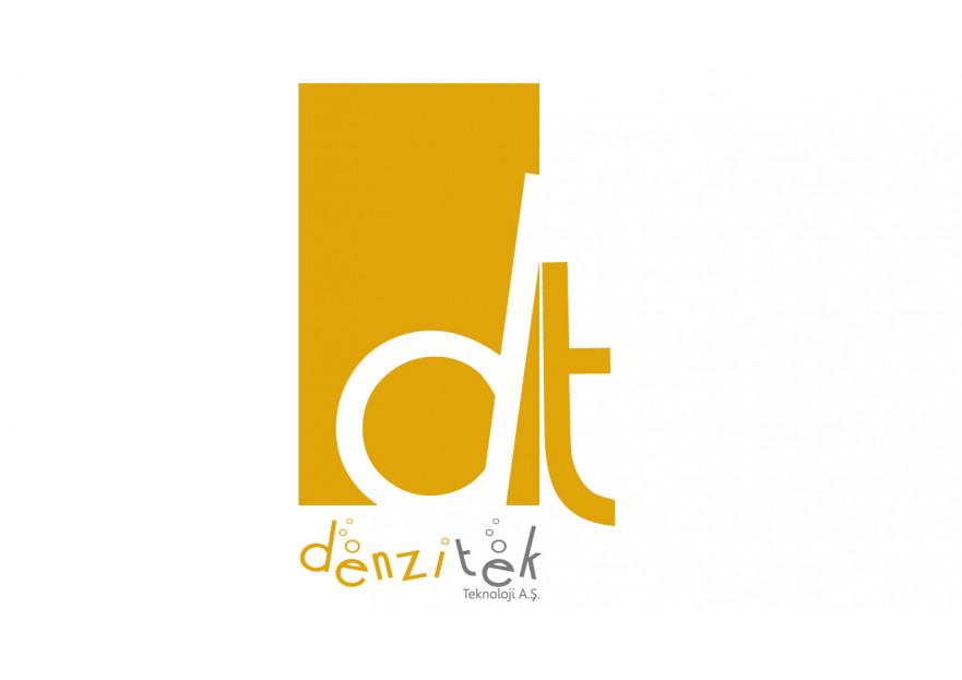 Denzitek Teknoloji A.Ş. Logo Tasarımı yarışmasına grafix15 tarafından girilen tasarım