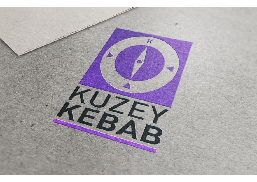 Fast food restaurant için logo tasarım  yarışmasına tasarımcı yotk tarafından sunulan  tasarım
