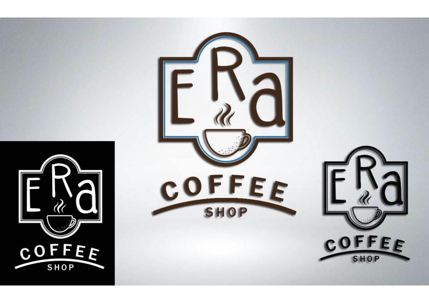 Kahve Dükkanı için Logo yarışmasına tasarımcı ffcreative tarafından sunulan  tasarım