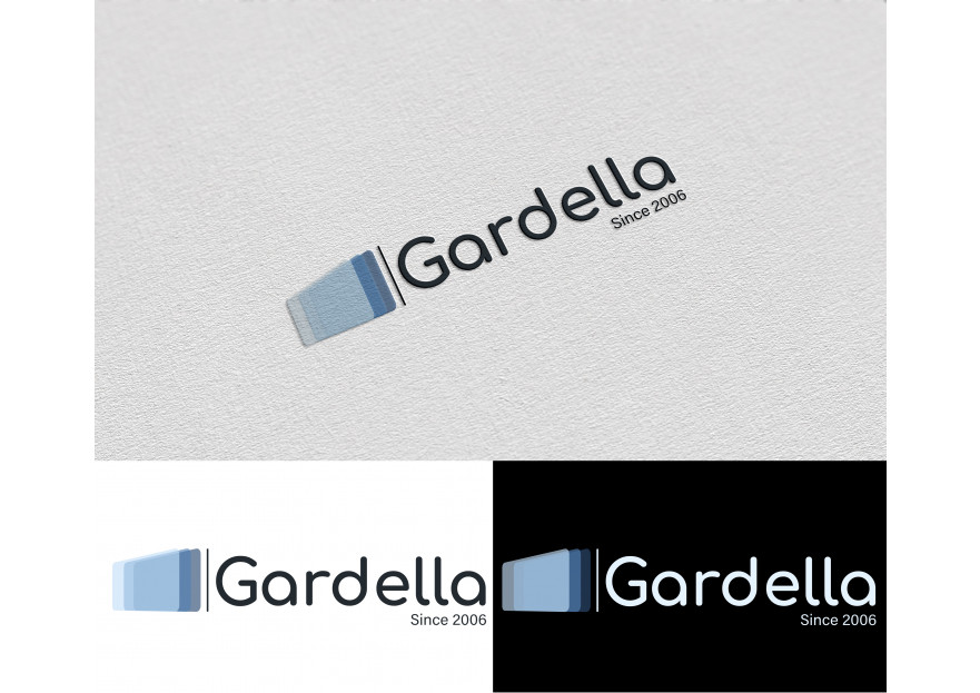 Cam doğrama firmamız için kurumsal logo yarışmasına tasarımcı EminKarasoy tarafından sunulan  tasarım