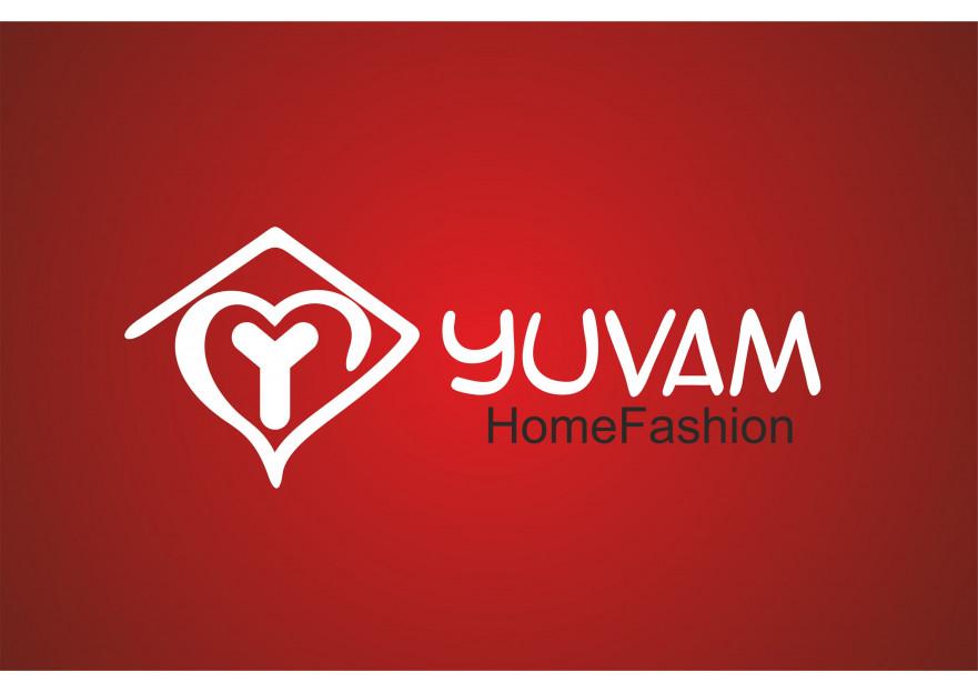 Ev Tekstili  Logo Tasarımı yarışmasına tasarımcı Muss tarafından sunulan  tasarım