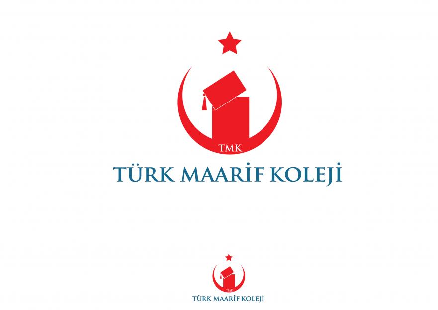 TÜRK MAARİF KOLEJİ LOGO TASARIMI yarışmasına poison tarafından girilen tasarım