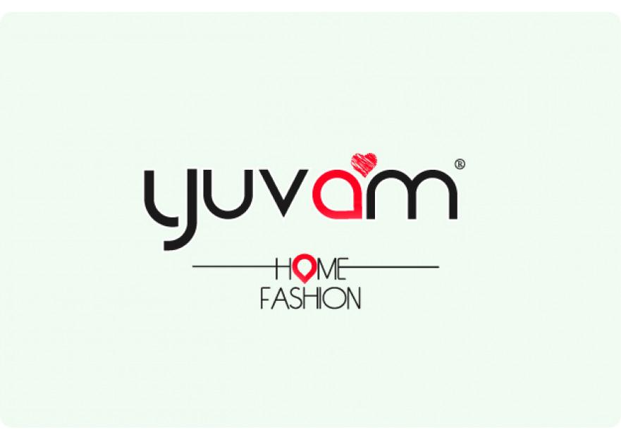 Ev Tekstili  Logo Tasarımı yarışmasına nuriQocca tarafından girilen tasarım
