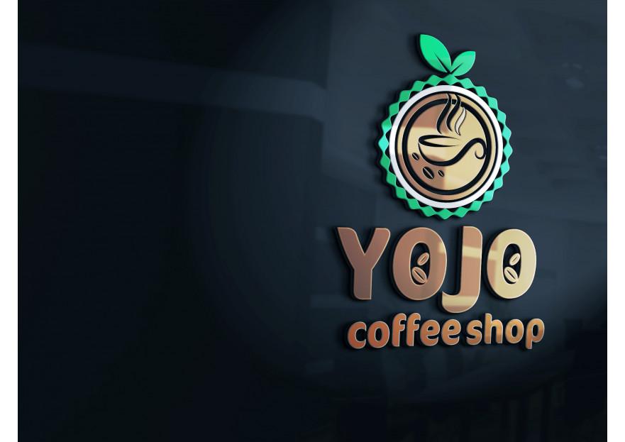 Kahveci Logosu yarışmasına tasarımcı kuzfe35 tarafından sunulan  tasarım