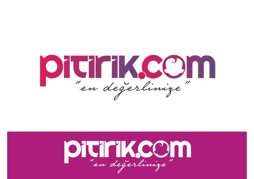 pitirik.com logosunu arıyor yarışmasına Eren's tarafından girilen tasarım