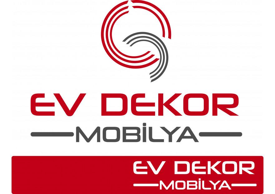 EV DEKOR MOBİLYA FİRMAMIZA YENİ LOGO  yarışmasına tasarımcı Logodesings tarafından sunulan  tasarım