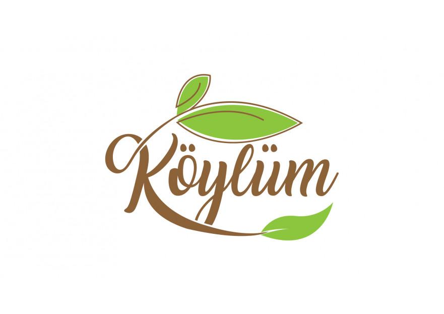 Doğal yöresel ürünler işletmemize logo yarışmasına tasarımcı Logocudayı tarafından sunulan  tasarım