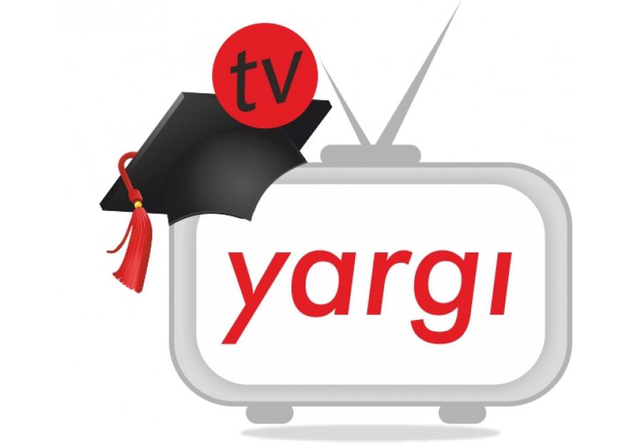 YARGI TV Uzaktan Eğitim Sitemize Logo yarışmasına tasarımcı Fatma_Comert tarafından sunulan  tasarım