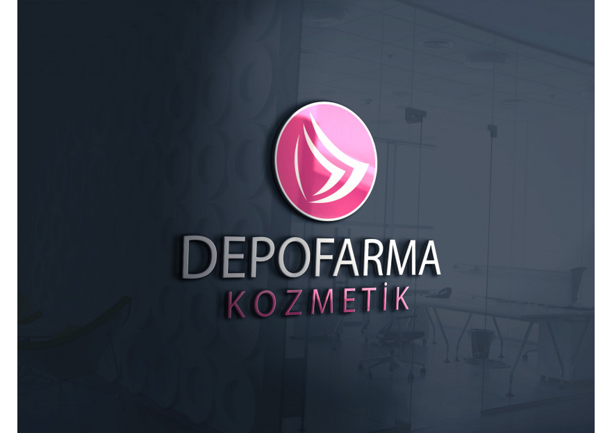 E-ticaret firması için logo tasarımı yarışmasına tasarımcı akgrafik tarafından sunulan  tasarım