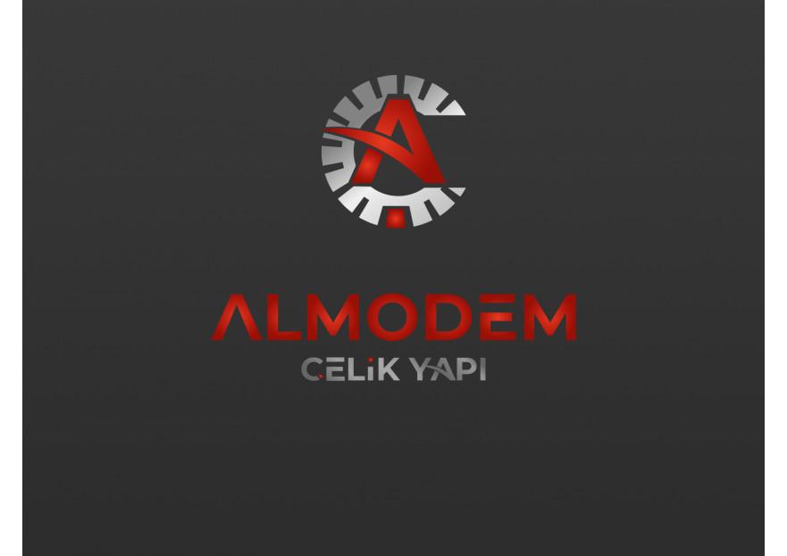 ALMODEM FİRMAMIZA LOGO ÇALIŞMASI yarışmasına tasarımcı hose tarafından sunulan  tasarım