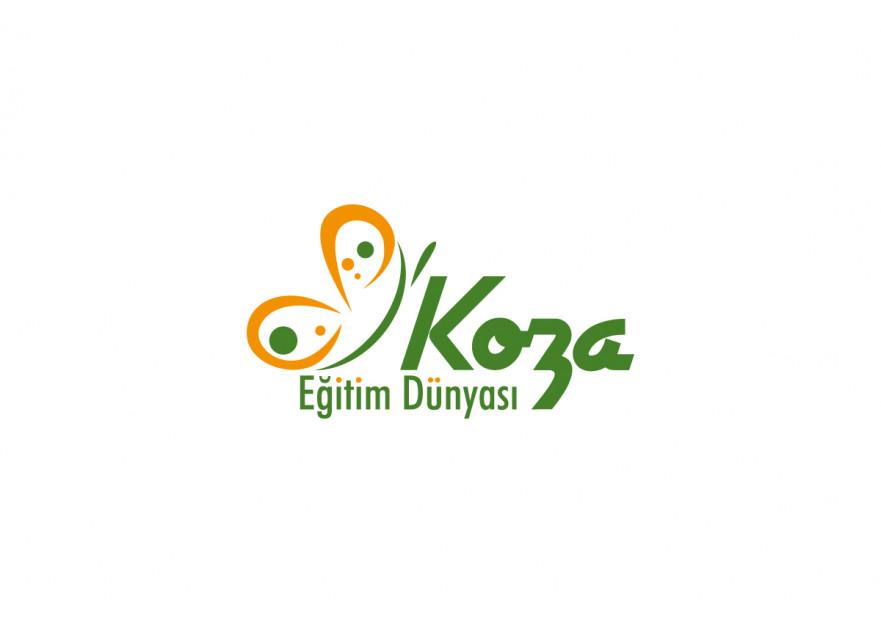 Koza Eğitim Dünyası - Logo Tasarımı yarışmasına dilanbn tarafından girilen tasarım