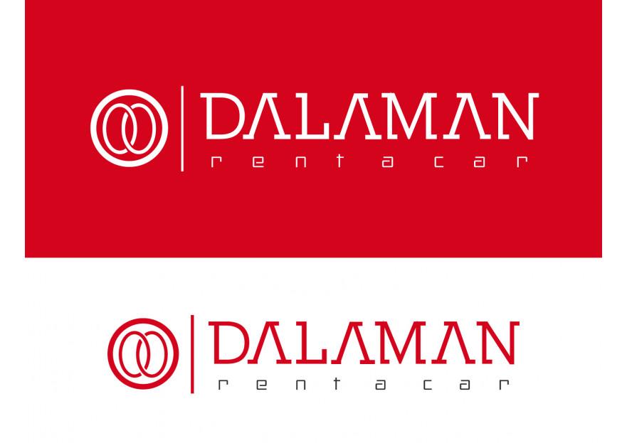 Dalaman Rent A Car için Logo Tasarımı yarışmasına tasarımcı comlektegrafik tarafından sunulan  tasarım