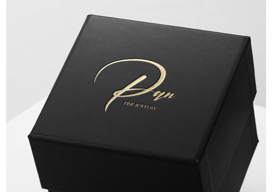 Kuyumcu (Fine Jewelry) Logo Yarışması yarışmasına tasarımcı ferielinda tarafından sunulan  tasarım