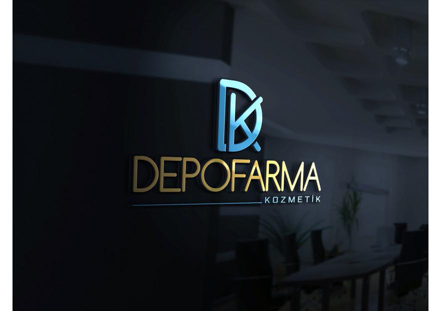 E-ticaret firması için logo tasarımı yarışmasına tasarımcı cizimser tarafından sunulan  tasarım