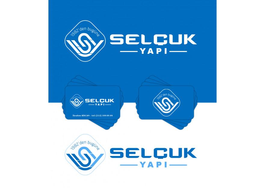 SELÇUK Yapı Logo Tasarımı yarışmasına ibrc_tasarim tarafından girilen tasarım