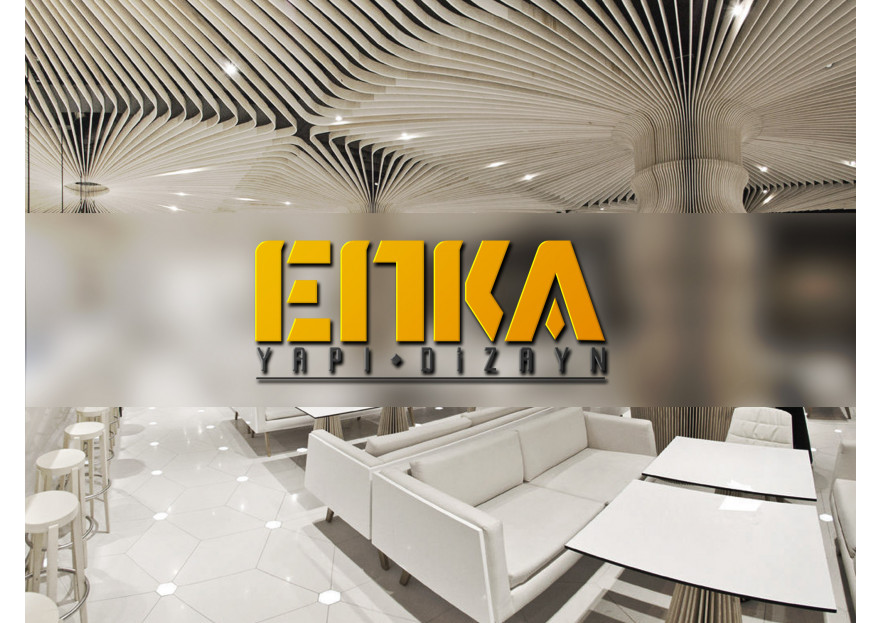 FİRMAMIZIN LOGO TASARIM yarışmasına tasarımcı drenk tarafından sunulan  tasarım