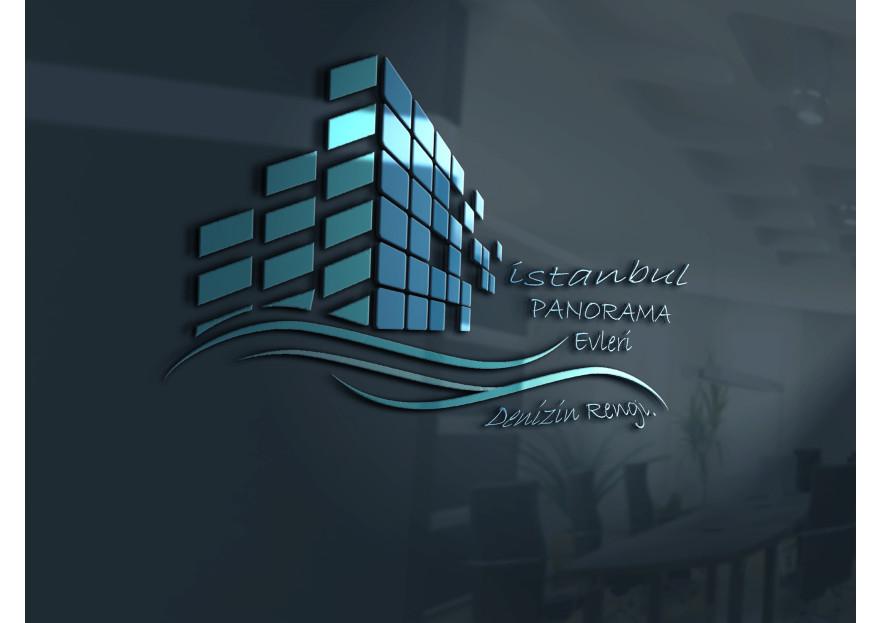 İstanbul Panorama Evleri Logosu yarışmasına YT Design tarafından girilen tasarım