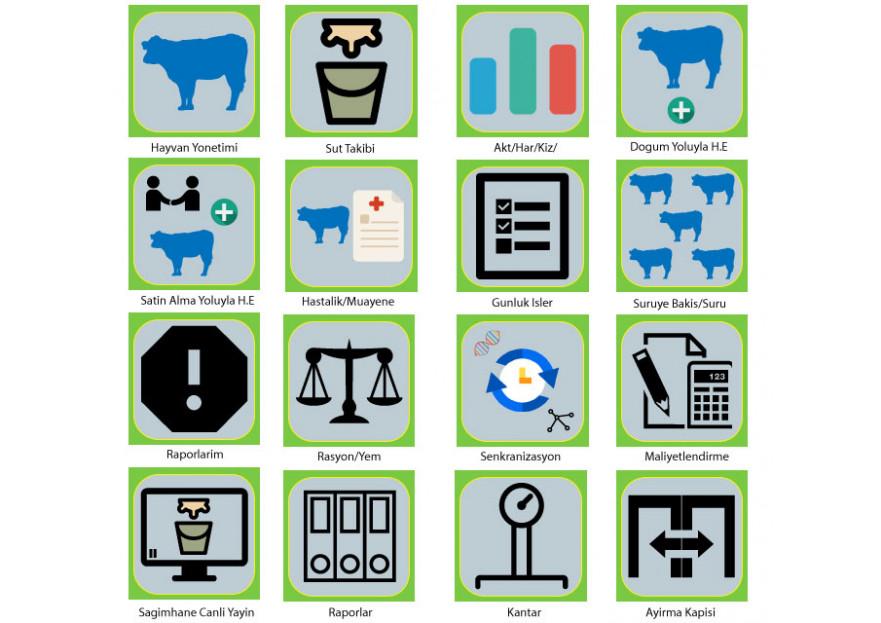 Online Yazılım İkonları yarışmasına tasarımcı NMGuney tarafından sunulan  tasarım