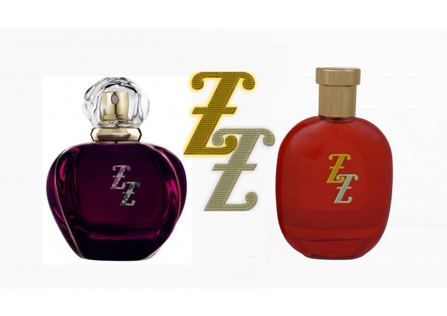 Zeze parfüm ve kozmetik ürünler markası yarışmasına tasarımcı Sihir tarafından sunulan  tasarım