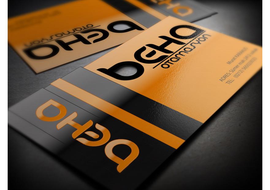 OTOMASYON FİRMASI İÇİN LOGO VE KARTVİZİT yarışmasına tasarımcı grafAkir_aciZz tarafından sunulan  tasarım