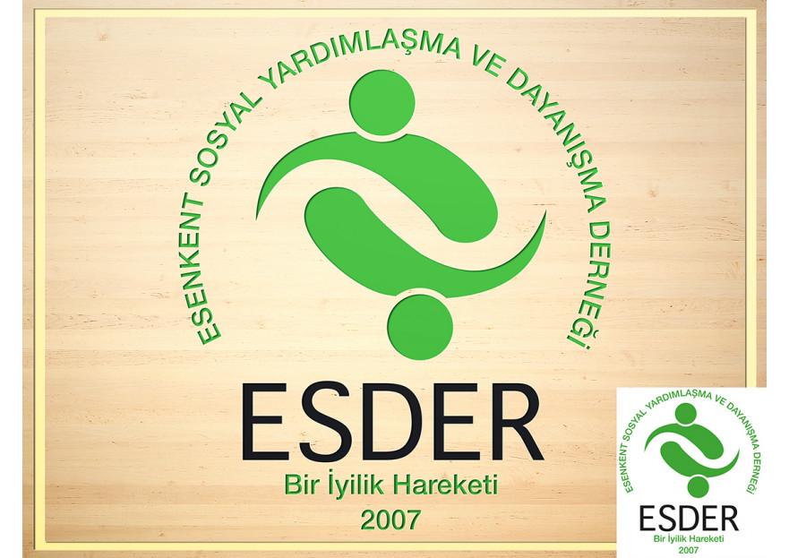 Yardımlaşma Derneği Logo Tasarımı yarışmasına tasarımcı Designer Adıgüzel tarafından sunulan  tasarım