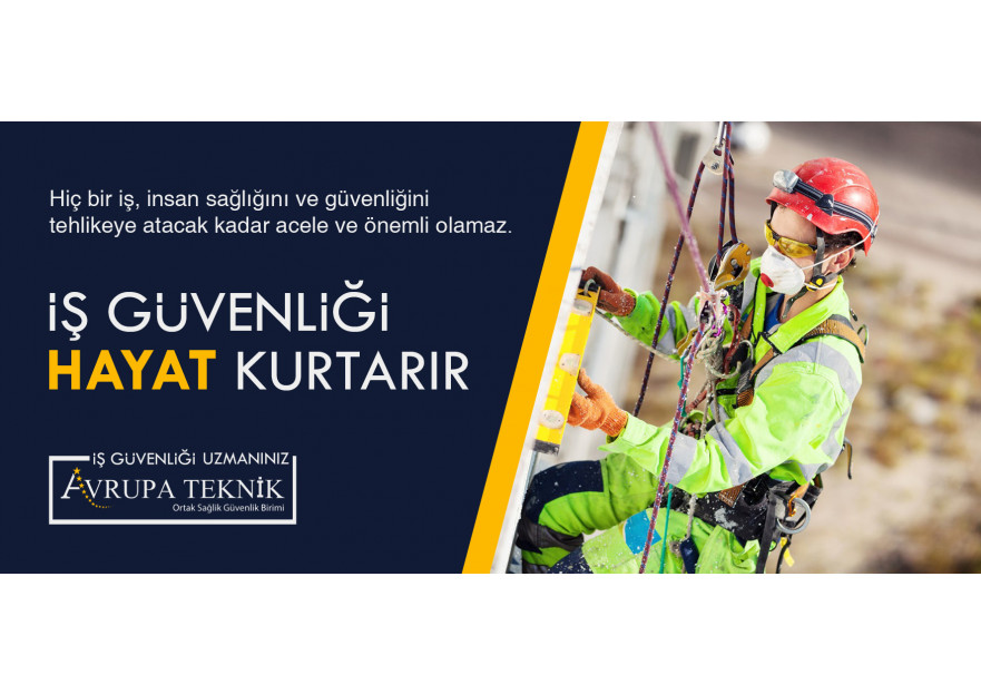 İş Güvenliği için Banner yarışmasına tasarımcı vox tarafından sunulan  tasarım