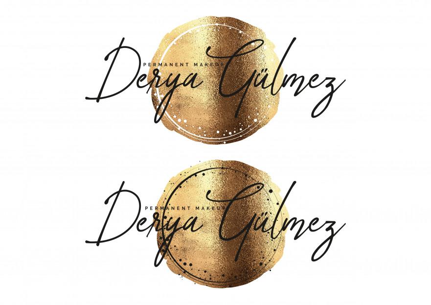 Kalıcı Makyaj markamıza logo arıyoruz  yarışmasına tufangulsu tarafından girilen tasarım