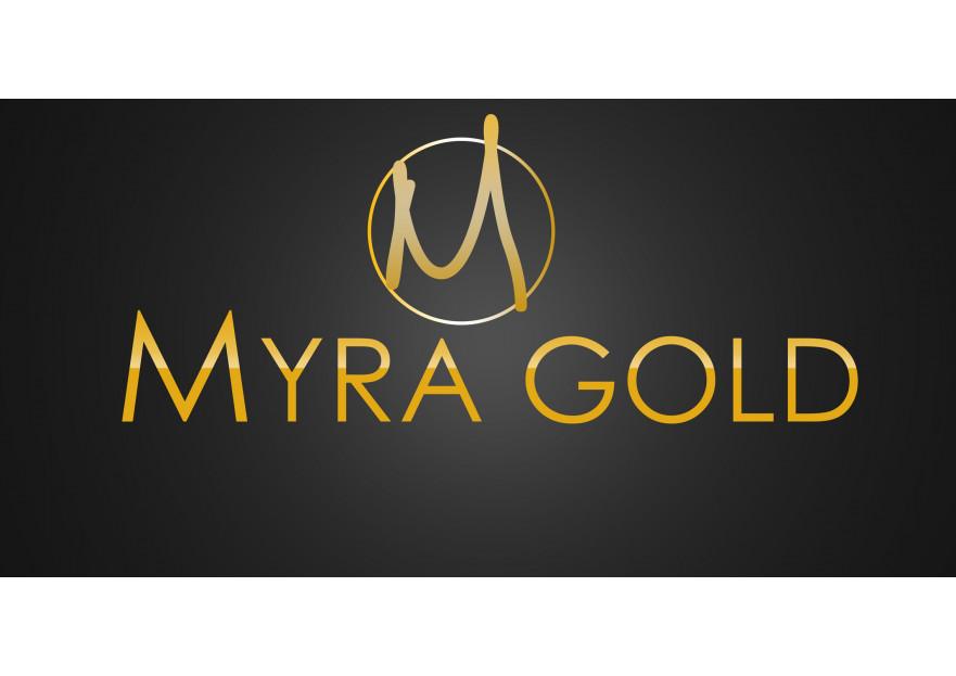 Myra Gold Kurumsal Kimlik Logosu yarışmasına tasarımcı UGuler tarafından sunulan  tasarım