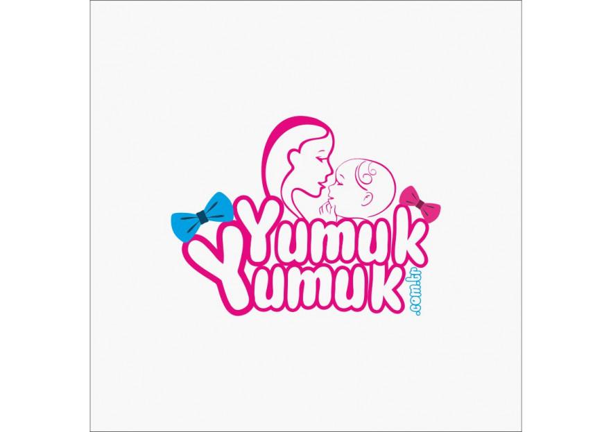 YUMUKYUMUK.COM.TR Logo ve Amblem Tasarım yarışmasına ÖZMEN tarafından girilen tasarım
