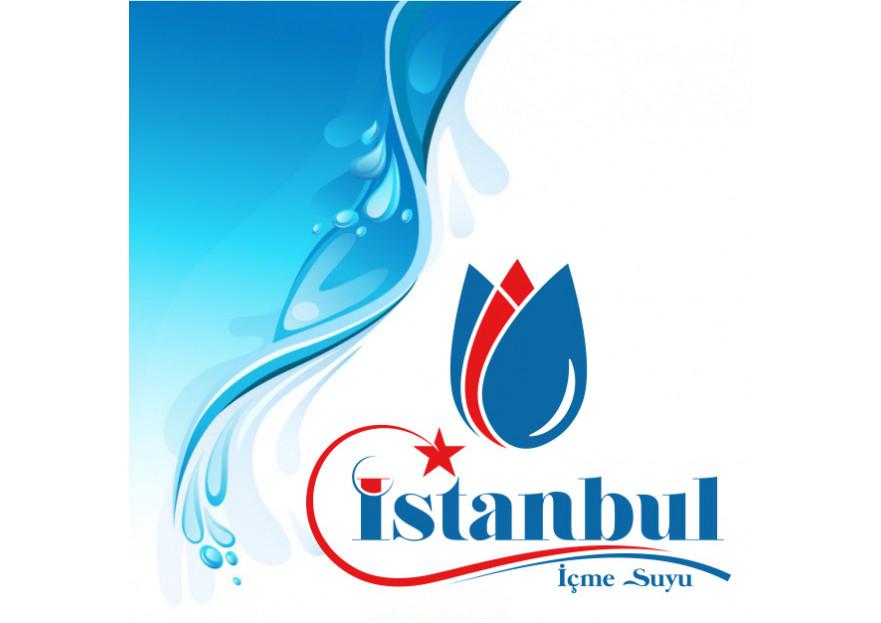 ''İstanbul İçme Suyu'' logosu yarışmasına tasarımcı X59 tarafından sunulan  tasarım