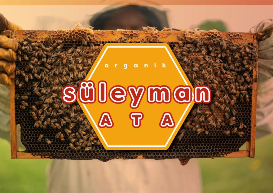 Organik bal ve arı ürünleri pazarlaması yarışmasına doksanbiR tarafından girilen tasarım