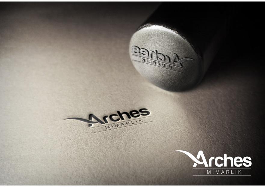 mimarlık firması için logo tasarımı yarışmasına tasarımcı lices tarafından sunulan  tasarım