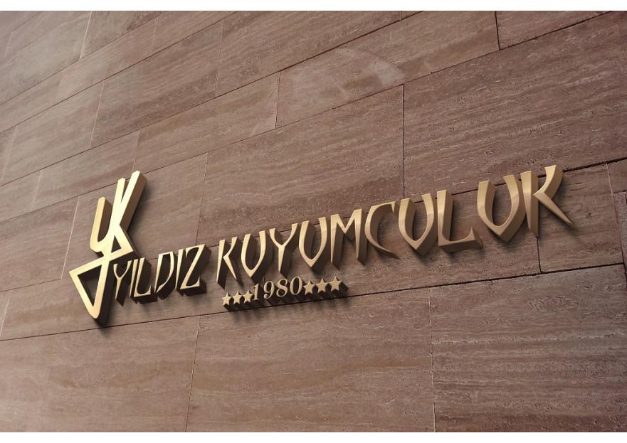 KUYUMCU LOGOSU  yarışmasına tasarımcı rojo_fuego tarafından sunulan  tasarım