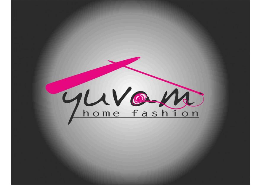 Ev Tekstili  Logo Tasarımı yarışmasına slh tarafından girilen tasarım