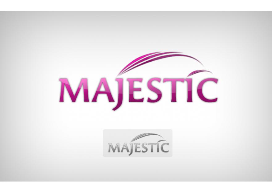 MAJESTIC HALI  Logo Tasarım yarışmasına DirtyBlack tarafından girilen tasarım