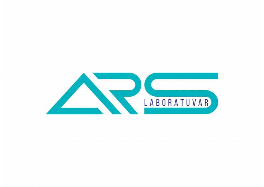 ARS LABORATUVARLARI LOGO TASARIM yarışmasına omerardicli06 tarafından girilen tasarım