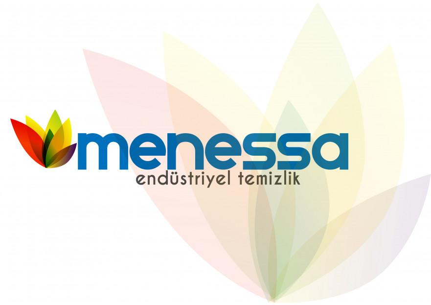 Menessa Markasına Logo Arıyoruz yarışmasına HakanAbi tarafından girilen tasarım
