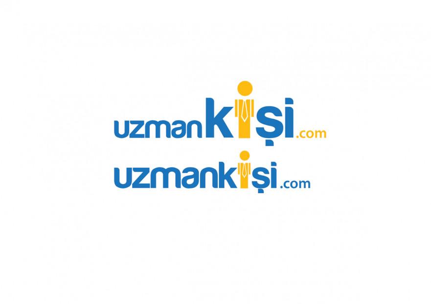 Uzman arama portalı için logo çalışması yarışmasına tasarımcı S.U(uvyz1243) tarafından sunulan  tasarım