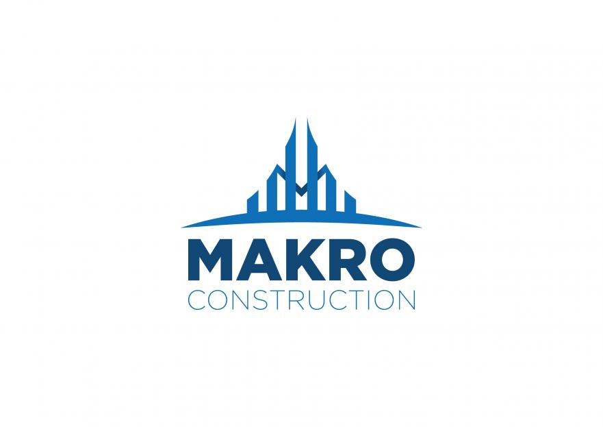 MAKRO CONSTRUCTION İNŞAAT yarışmasına tasarımcı gkhnDesignr tarafından sunulan  tasarım