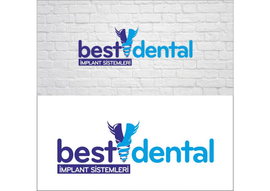 Best Dental Yeni logosunu arıyor yarışmasına tasarımcı Semanur Bayramoğlu tarafından sunulan  tasarım