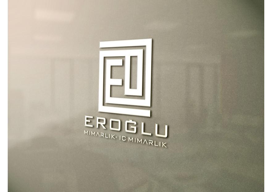 Mimarlık Firması İçin LOGO TASARIMI yarışmasına Dyzyn tarafından girilen tasarım