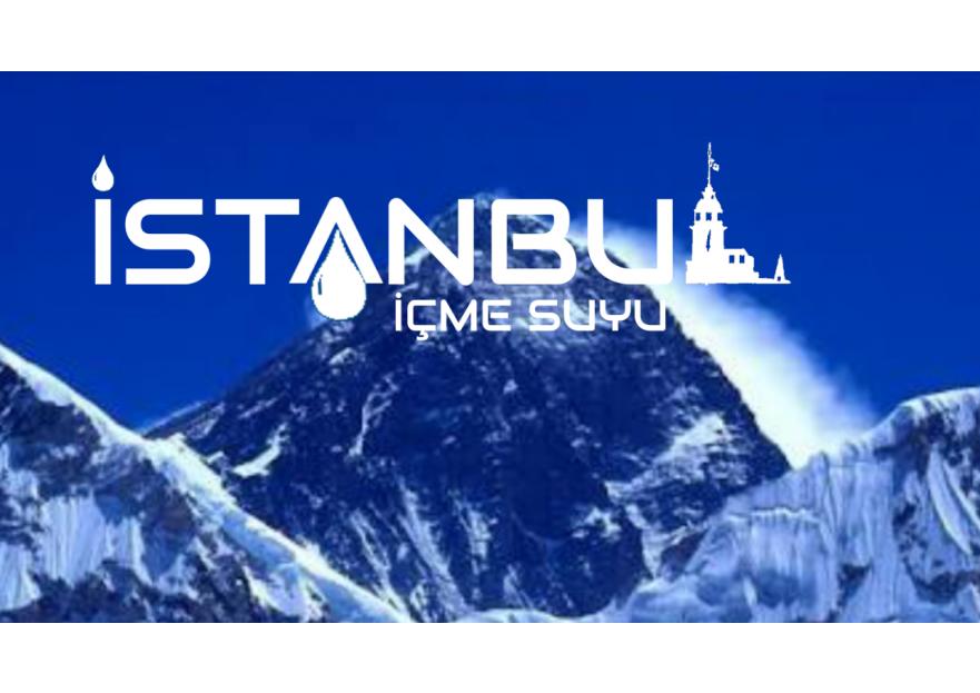 ''İstanbul İçme Suyu'' logosu yarışmasına tasarımcı 2N1K tarafından sunulan  tasarım