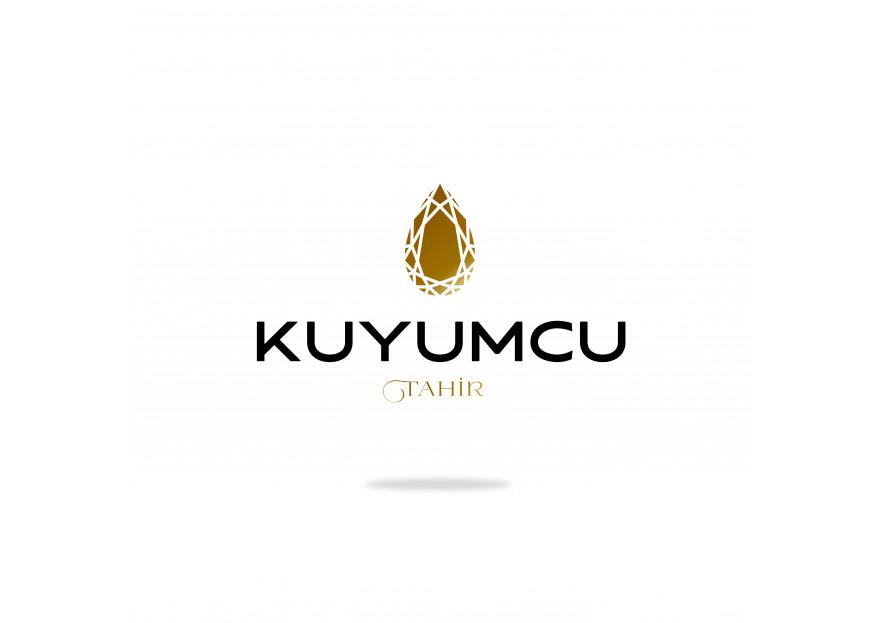 Kuyumcu Tahir -Farklı dikkat çeken logo  yarışmasına tasarımcı neoclass tarafından sunulan  tasarım
