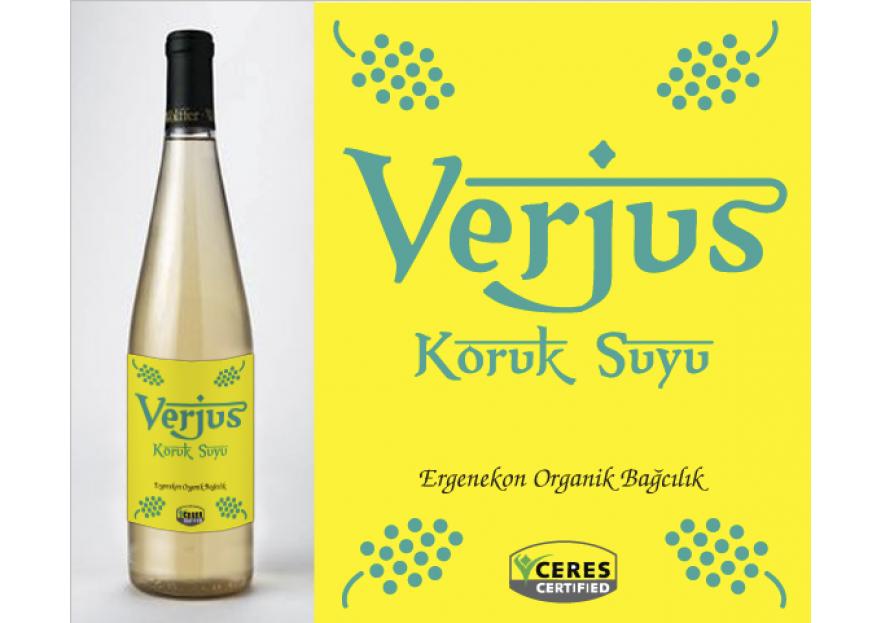 Verjus yarışmasına tasarımcı umutcoan tarafından sunulan  tasarım
