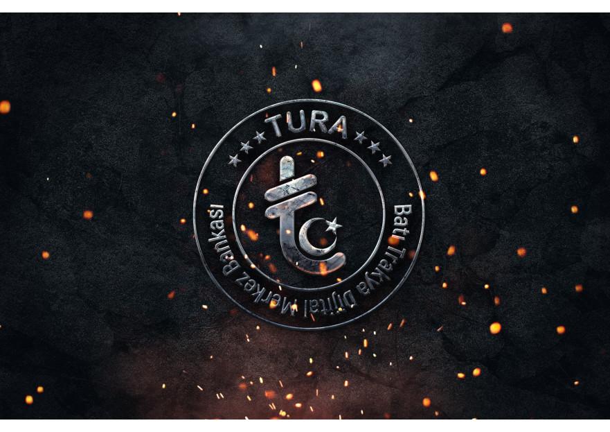 Tura - Kripto Para Birimi Logo Tasarımı yarışmasına Art_Design™ tarafından girilen tasarım