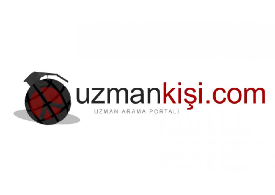 Uzman arama portalı için logo çalışması yarışmasına tasarımcı faberak tarafından sunulan  tasarım