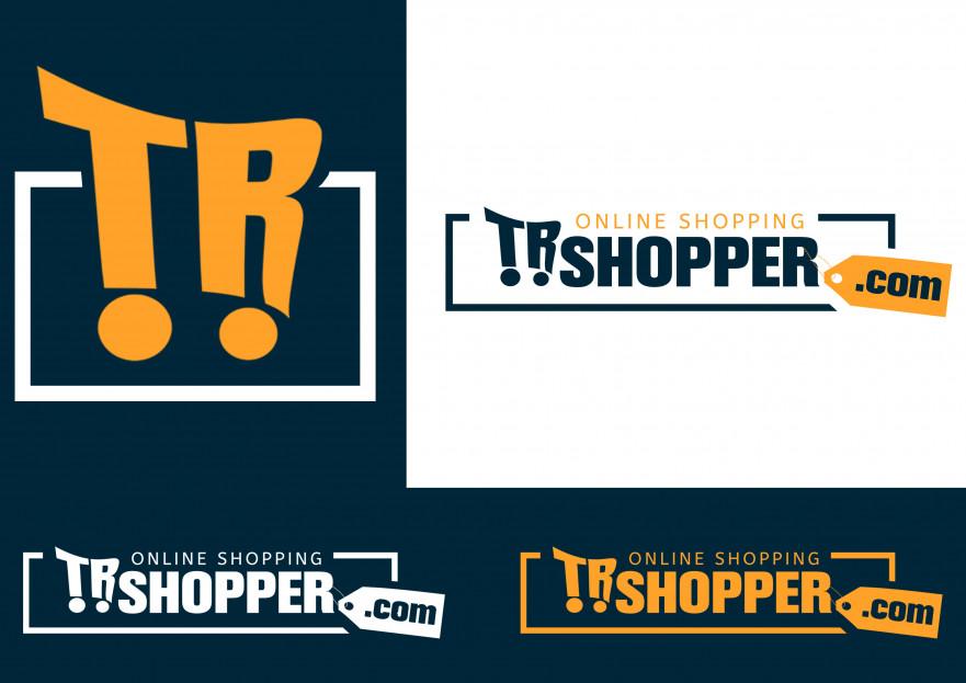 E-ticaret sitemiz için logo yarışmasına Gromedya Tasarım tarafından girilen tasarım