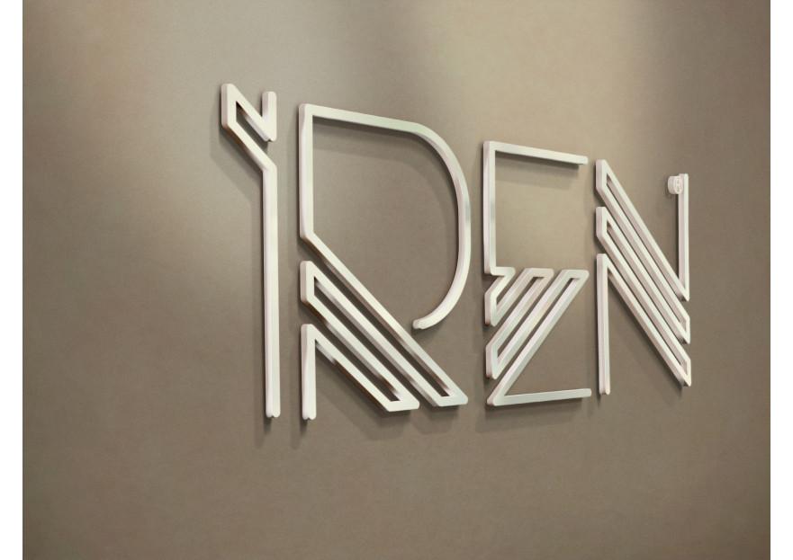İnşaat firmamız için logo ve kurumsal k. yarışmasına tasarımcı sedatcaglak tarafından sunulan  tasarım