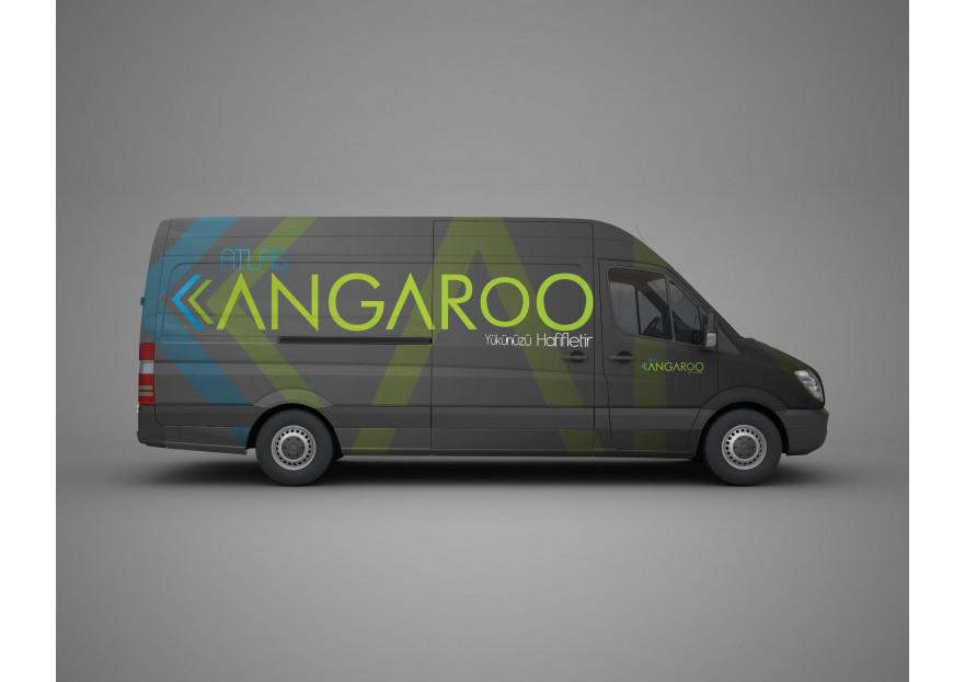 KANGAROO  yarışmasına tasarımcı muellif tarafından sunulan  tasarım
